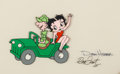 Animation Art:Production Cel, King Features 100th Anniversary Special...