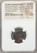 Ancients:Ancient Lots  , Ancients: ANCIENT LOTS. Greek. Ca. 3rd-1st centuries BC. Lot of two(2) AR issues. NGC Choice Fine-Choice VF.... (Total: 2 coins)
