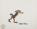 Animation Art:Production Cel, Bugs Bunny's Bustin Out All Over Wile. E Coyote ProductionCel (Warner...