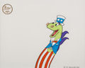 Animation Art:Production Cel, Beany and Cecil Cecil the Sea Sick Serpent Production Cel (Bob Clampett, 1962). ...