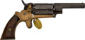 Handguns:Single Action Revolver, John Walch Ten Shot Double Hammers Single Action PocketRevolver....