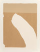 Robert Motherwell (1915-1991) Untitled, from Flight portfolio, 1971 Screenprint in colors on Arches paper 22 x 17
