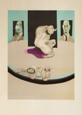 Prints & Multiples, Francis Bacon (1909-1992). Metropolitan Museum of Art, 1975. Lithograph in colors on Arches paper, with full margins. 45...