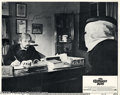 "Memorabilia:Miscellaneous, Anthony Hopkins Signed Lobby Card. Featured here is a press photofor the David Lynch movie ""The Elephant Man"" signed by act..."
