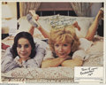 "Hollywood Memorabilia:Autographs and Signed Items, Shirley MacLaine Signed Photograph. Offered is a photo from the movie ""Terms of Endearment"" signed by actress Shirley MacLai..."