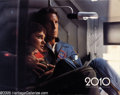 "Memorabilia:Miscellaneous, Roy Scheider Signed Lobby Card. From Peter Hyams' ""2010,"" the 1984 sequel to ""2001: A Space Odyssey."" With COA from PSA/DN..."