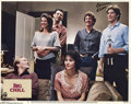 "Memorabilia:Miscellaneous, Meg Tilly and Kevin Kline Signed Lobby Card. From the 1983 ensemblecomedy ""The Big Chill."" With COA from PSA/DNA...."