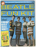 "Music Memorabilia:Miscellaneous, Beatles Magazines Group of 3. Here are three copies of the 1964Beatle Fun Kit, featuring ""1,001 Fun Things to Do Inside... (3Items)"