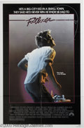 "Hollywood Memorabilia:Autographs and Signed Items, Kevin Bacon Signed ""Footloose"" Poster. An archetypal tale ofteenage rock rebellion, ""Footloose"" was a throwaway movie that ..."