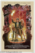 Memorabilia:Miscellaneous, Kate Capshaw Signed Poster. Kate Capshaw joined Dennis Quaid, Max Von Sydow, and Christopher Plummer in the surreal sci-fi m...