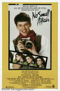 "Hollywood Memorabilia:Autographs and Signed Items, Jon Cryer Signed Movie Poster. Featured is a poster for the 1984 romantic comedy ""No Small Affair"" signed by actor Jon Cryer..."