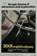 Memorabilia:Miscellaneous, Keir Dullea Signed 2001 Poster. When Stanley Kubrick recruitedspeculative fiction writer Arthur C. Clarke to collaborate on...