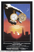 "Hollywood Memorabilia:Autographs and Signed Items, Malcolm McDowell and Mary Steenburgen Signed Poster. Signed by theco-stars for the 1979 sci-fi thriller ""Time After Time."" ..."