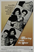 "Hollywood Memorabilia:Autographs and Signed Items, Elizabeth McGovern Signed Poster. For a largely forgotten film,""Racing With the Moon"" features quite an impressive array of..."