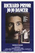 "Hollywood Memorabilia:Autographs and Signed Items, Richard Pryor Signed Poster. For his semi-autobiographical drama ""Jo Jo Dancer, Your Life is Calling."" With COA from PSA/D..."