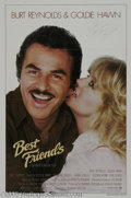 Hollywood Memorabilia:Autographs and Signed Items, Burt Reynolds Signed Poster. An enduring star of American cinema, actor Burt Reynolds has had a long and varied career that ...