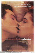 "Hollywood Memorabilia:Autographs and Signed Items, Brooke Shields Signed Poster. For the controversial 1981 FrancoZeffirelli romance ""Endless Love."" With COA from PSA/DNA. ..."