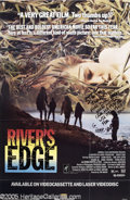 "Hollywood Memorabilia:Autographs and Signed Items, Ione Skye Signed Movie Poster. A disturbing look at teen apathy and based on an actual case. ""The River's Edge"" (1986) featu..."