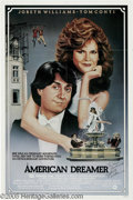 "Hollywood Memorabilia:Autographs and Signed Items, JoBeth Williams Signed ""Dreamer"" Poster. JoBeth Williams starred in this '80s romp about a frustrated housewife who believes..."