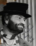 "Hollywood Memorabilia:Miscellaneous, Jack Albertson Script Binders Group of Five With Signed Red Skelton Photo. Best known to audiences as ""The Man"" in the 1974 ... (6 Items)"