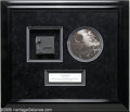 "Hollywood Memorabilia:Props, ""Star Wars"" Death Star Piece. May the force be with the winningbidder on this original 2"" x 2"" production piece of the plan..."