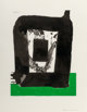 Robert Motherwell (1915-1991) Untitled, from The Basque Suite, 1971 Screenprint in colors on J.B. Green paper 22-