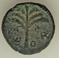 Ancients:Ancient Lots , Ancients: ANCIENT LOTS. Judaea. Bar Kochba (AD 132-135). Lot of Two(2) AE middle bronzes. Fine.... (Total: 2 coins)