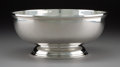 Silver & Vertu:Hollowware, An S. Kirk & Son Silver Footed Bowl, Baltimore, Maryland, mid-20th century. Marks: S. KIRK & SON, STERLING, 4151. 4 x 9-...