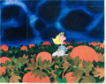 Animation Art:Production Cel, Peanuts - It's the Great Pumpkin, Charlie Brown Sally BrownProduction Cel (Bill Melendez, 1966)....