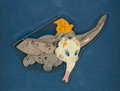 Animation Art:Production Cel, Dumbo Production Cel (Walt Disney, 1941)....