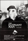 "Movie Posters:Drama, The Elephant Man (EMI, 1980). British One Sheet (27"" X 40"").Drama.. ..."