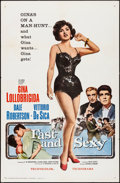 """Movie Posters:Foreign, Fast and Sexy (Columbia, 1960). One Sheet (27"""" X 41""""). Foreign.. ..."""