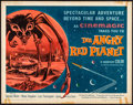 """Movie Posters:Science Fiction, The Angry Red Planet (American International, 1960). Half Sheet(22"""" X 28""""). Science Fiction.. ..."""