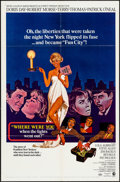 """Movie Posters:Comedy, Where Were You When the Lights Went Out? & Others Lot (MGM,1968). One Sheets (3) (27"""" X 41""""). Comedy.. ... (Total: 3 Items)"""