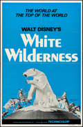 "Movie Posters:Documentary, White Wilderness & Others Lot (Buena Vista, R-1972). One Sheets(5) (27"" X 41""). Documentary.. ... (Total: 5 Items)"