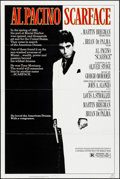 "Movie Posters:Crime, Scarface (Universal, 1983). One Sheet (27"" X 41""). Mike Bryan Artwork. Crime.. ..."