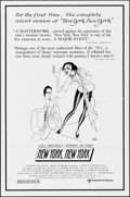 """Movie Posters:Musical, New York, New York & Other Lot (United Artists, 1977). OneSheet (27"""" X 41"""") & Magazine (36 Pages, 9"""" X 11.75"""") ReviewStyle... (Total: 2 Items)"""