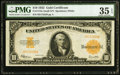 Large Size:Gold Certificates, Fr. 1173a $10 1922 Gold Certificate PMG Choice Very Fine 35 EPQ.. ...
