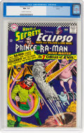 Silver Age (1956-1969):Horror, House of Secrets #77 Boston Pedigree (DC, 1966) CGC NM+ 9.6 Off-white to white pages....