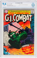 Silver Age (1956-1969):War, G.I. Combat #120 (DC, 1966) CBCS NM+ 9.6 White pages....