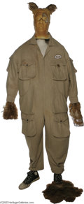 "Hollywood Memorabilia:Costumes, John Candy ""Spaceballs"" Costume. Worn by the late comedy actor as ""Barf the Mawg"" (half man, half dog) in Mel Brooks' 1987 s... (11 items)"