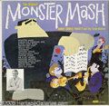"Music Memorabilia:Recordings, Bobby (Boris) Pickett ""The Original Monster Mash"" LP Garpax 57001Mono (1962). The title track is one of the most endearing ..."