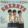 "Music Memorabilia:Recordings, Sherrys ""At the Hop"" LP Guyden 503 Mono only (1962). Just might be the best early '60s girl group you never heard of! Great ..."