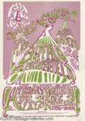 Music Memorabilia:Posters, Buffalo Springfield Avalon Ballroom Poster #FD37 Second Printing12/2-3/67 (Family Dog, 1967). Posters featuring the late gr...