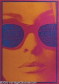 Music Memorabilia:Posters, Chambers Brothers Matrix Poster (Neon Rose, 1967). Fans of Victor Moscoso's Neon Rose concert posters will want to take a lo...