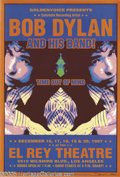 Music Memorabilia:Posters, Bob Dylan - Posters, Group of 11 (Various). A wall full ofmemorabilia from one of the greatest folk/rock singers of alltim...
