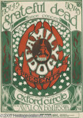 Music Memorabilia:Posters, Grateful Dead Avalon Ballroom Poster #FD33 11/4-5/66 (Bindweed Press/Family Dog, 1966). Mouse Studio-designed poster for an ...