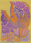 Music Memorabilia:Posters, Moby Grape/Big Brother and the Holding Company Ark Poster 2-14-67(1967). Here's one of the best-looking posters you'll find...