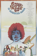 Music Memorabilia:Posters, Newport '69 Devonshire Downs Poster (1969). What a year 1969 wasfor music festivals! Newport '69 was certainly one of the b...