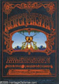 Music Memorabilia:Posters, Quicksilver Messenger Service Avalon Poster #FD101, 1/12-14/68(Family Dog, 1968). Like wow, man! This is one of the best of...
